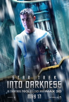 Star Trek Into Darkness movie poster (2013) poster MOV_4db02082