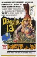 Dementia 13 movie poster (1963) picture MOV_4db09098