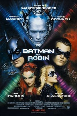 Batman And Robin movie poster (1997) poster MOV_4db521ec