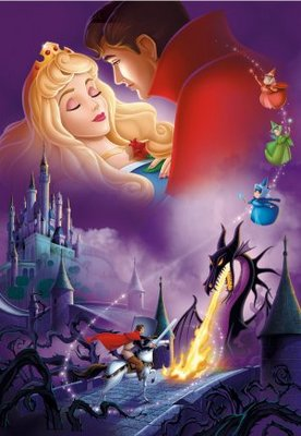 Sleeping Beauty movie poster (1959) poster MOV_4dbb0abc