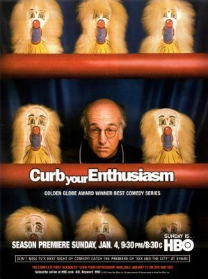 Curb Your Enthusiasm movie poster (2000) poster MOV_4dbb6b0d
