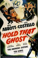 Hold That Ghost movie poster (1941) picture MOV_4dbc9dc9