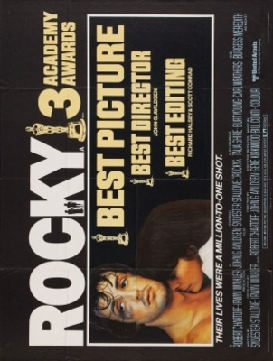 Rocky movie poster (1976) poster MOV_4dbdd5ed