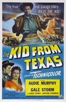 The Kid from Texas movie poster (1950) picture MOV_4dc1d8d1