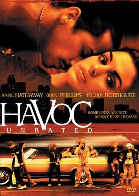 Havoc movie poster (2005) poster MOV_4dc1e10d