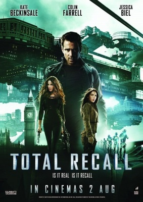 PRM537 Total Recall 1990 Movie Poster Glossy Finish Posters USA