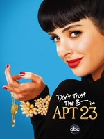 Don't Trust the B---- in Apartment 23 movie poster (2011) picture MOV_4dceab0c