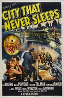 City That Never Sleeps movie poster (1953) picture MOV_4dd42a6f