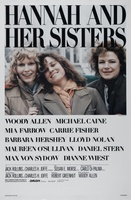 Hannah and Her Sisters movie poster (1986) picture MOV_4ddb62b5