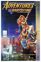Adventures in Babysitting movie poster (1987) picture MOV_4dde3b32