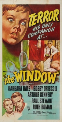 The Window movie poster (1949) poster MOV_4de443b1