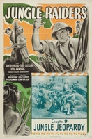Jungle Raiders movie poster (1945) picture MOV_4de70e46