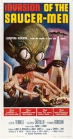 Invasion of the Saucer Men movie poster (1957) picture MOV_4de96b17