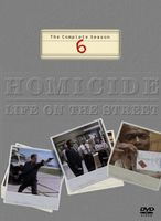 Homicide: Life on the Street movie poster (1993) picture MOV_4de9acf5
