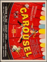Carousel movie poster (1956) picture MOV_4df049ef