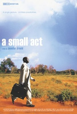 A Small Act movie poster (2010) poster MOV_4df0be36