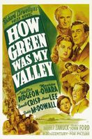 How Green Was My Valley movie poster (1941) picture MOV_4df15aea
