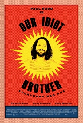 My Idiot Brother movie poster (2011) poster MOV_4dfdd6b5