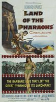Land of the Pharaohs movie poster (1955) picture MOV_4dfdf4d1