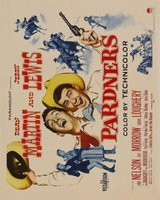 Pardners movie poster (1956) picture MOV_4e00c322