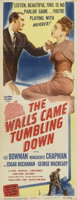 The Walls Came Tumbling Down movie poster (1946) poster MOV_4e025478