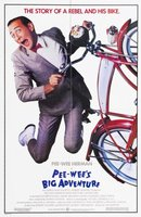 Pee-wee's Big Adventure movie poster (1985) picture MOV_4e034278