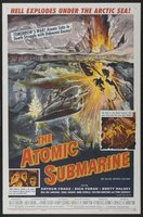 The Atomic Submarine movie poster (1959) picture MOV_4e040f26