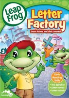 LeapFrog: The Letter Factory movie poster (2003) picture MOV_4e06324d
