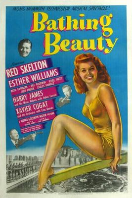 Bathing Beauty movie poster (1944) poster MOV_4e138089