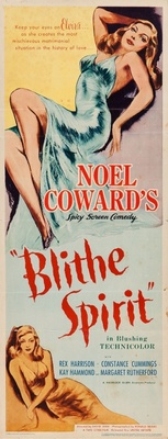Blithe Spirit movie poster (1945) poster MOV_4e14f0a2