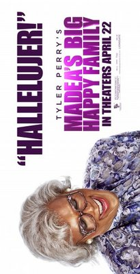 Madea's Big Happy Family movie poster (2011) poster MOV_4e15229e