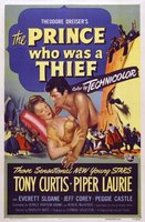 The Prince Who Was a Thief movie poster (1951) picture MOV_4e17aab8