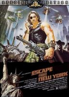 Escape From New York movie poster (1981) picture MOV_4e216a10