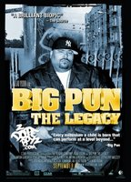 Big Pun: The Legacy movie poster (2008) picture MOV_4e2468d6