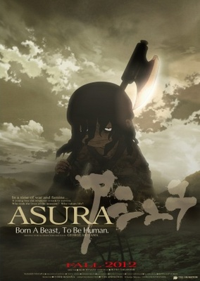 Asura movie poster (2012) poster MOV_4e25ed1a
