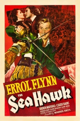 The Sea Hawk movie poster (1940) poster MOV_4e27d3fb
