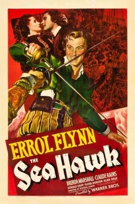 The Sea Hawk movie poster (1940) poster MOV_4e27d3fb