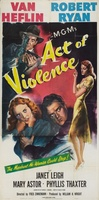 Act of Violence movie poster (1948) picture MOV_4e2bbfbb