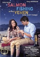 Salmon Fishing in the Yemen movie poster (2011) picture MOV_9ba00129