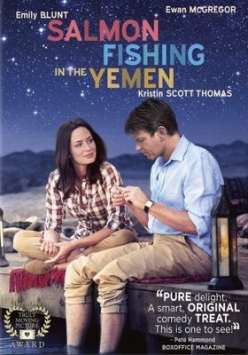 Salmon Fishing in the Yemen movie poster (2011) poster MOV_4e316f2b