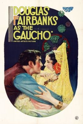 The Gaucho movie poster (1927) poster MOV_4e31e521