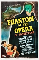 Phantom of the Opera movie poster (1943) picture MOV_4e35d97c