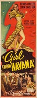 Girl from Havana movie poster (1940) picture MOV_5b9d6e9f
