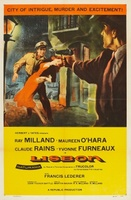 Lisbon movie poster (1956) picture MOV_4e40b4f2
