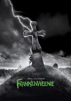 Frankenweenie movie poster (2012) poster MOV_4e424a19