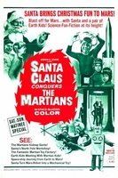 Santa Claus Conquers the Martians movie poster (1964) picture MOV_4e457e8c
