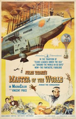 Master of the World movie poster (1961) poster MOV_4e4da5c0