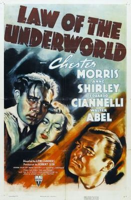 Law of the Underworld movie poster (1938) poster MOV_4e55d698