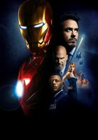 Iron Man movie poster (2008) picture MOV_4e566da3