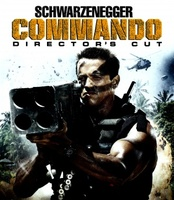 Commando movie poster (1985) picture MOV_6f630b99